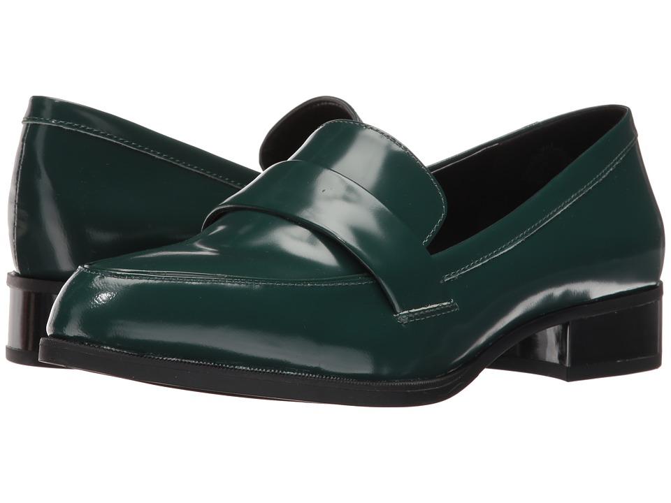 Nine West - Nextome (Dark Green/Dark Green) Women's Shoes