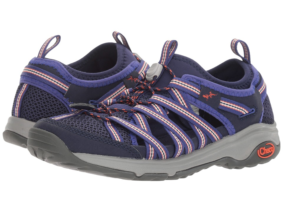 Chaco - Outcross Evo 1 (Blue) Women's Shoes