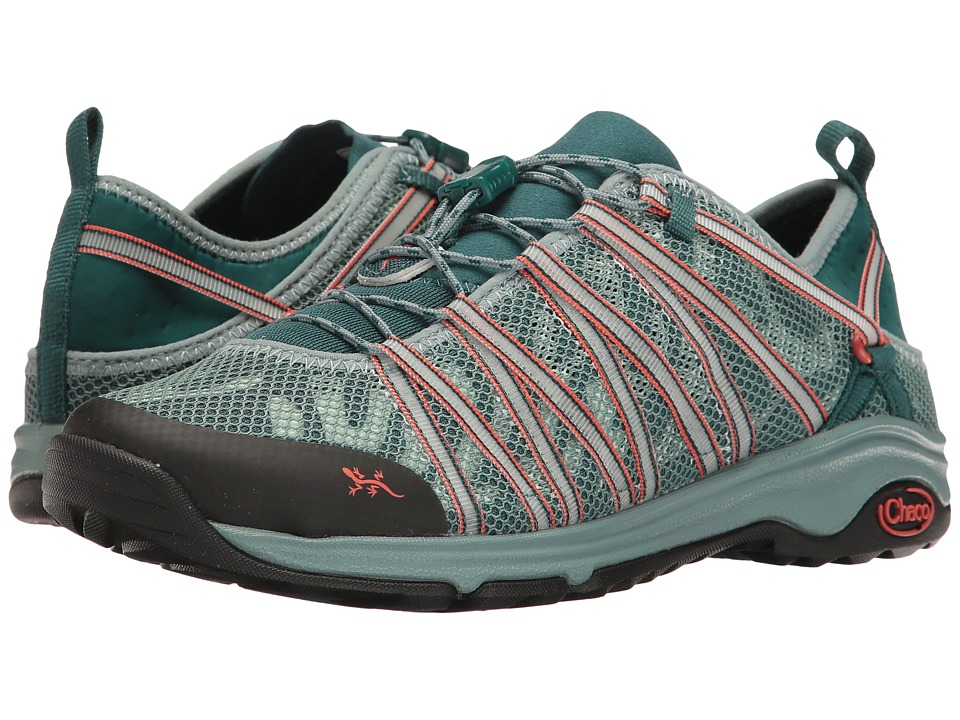 Chaco - Outcross Evo 1.5 (Teal) Women's Shoes