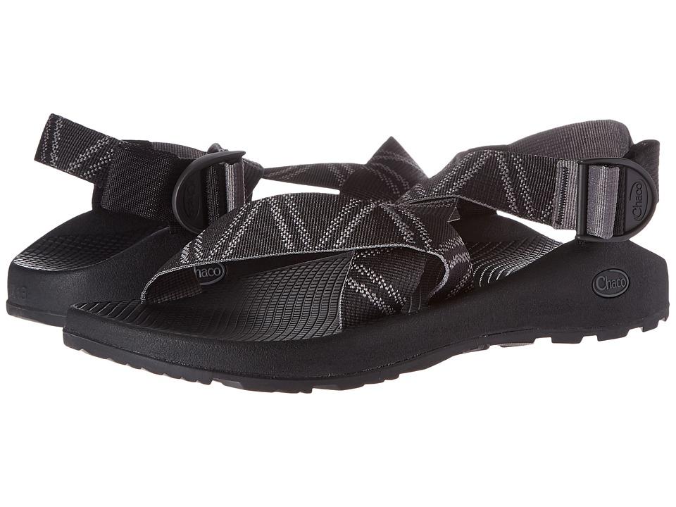 Chaco - Mega Z Classic (Glitch Black) Men's Sandals