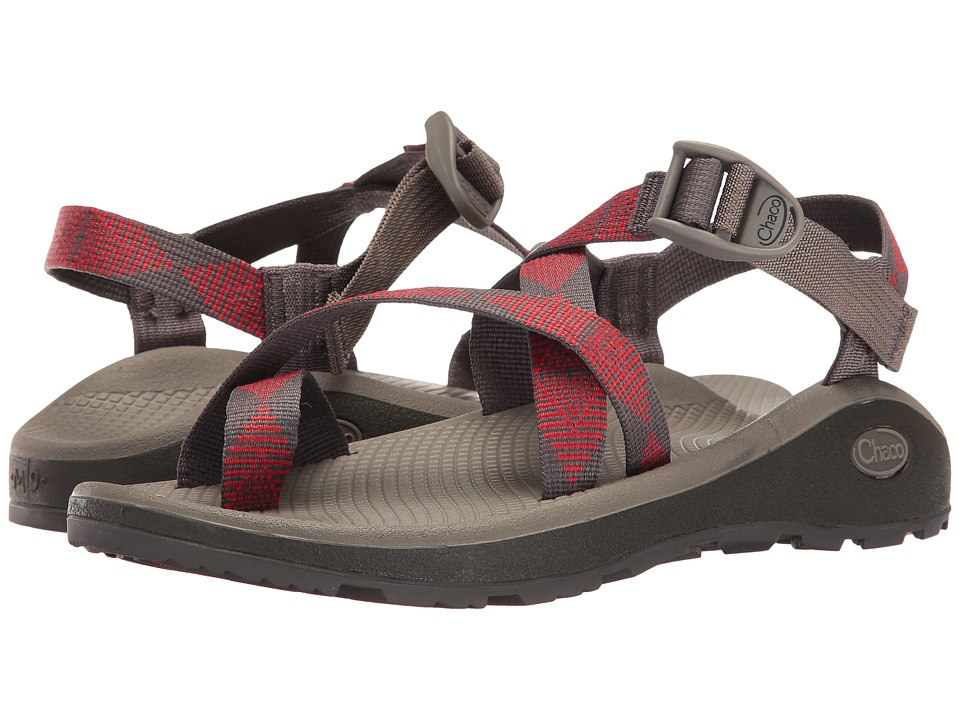 Chaco - Z/Cloud 2(r) (Rune Reds) Men's Sandals