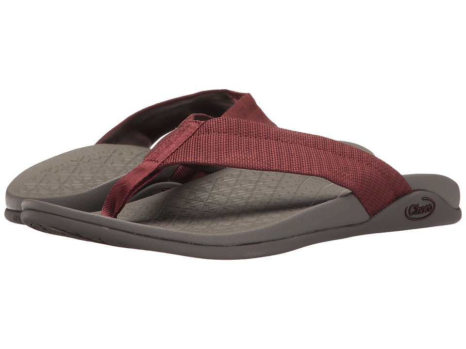 Chaco - Waypoint Cloud (Maze Red) Men's Sandals