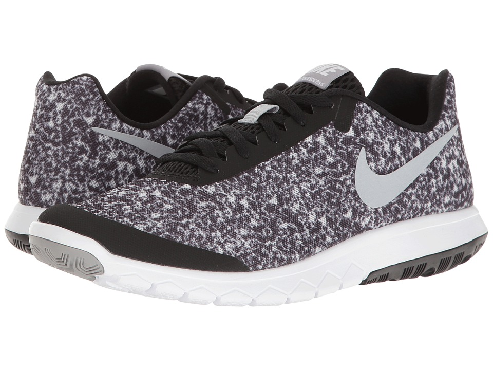 Nike - Flex Experience RN 6 Premium (Black/Wolf Grey/White) Women's Running Shoes