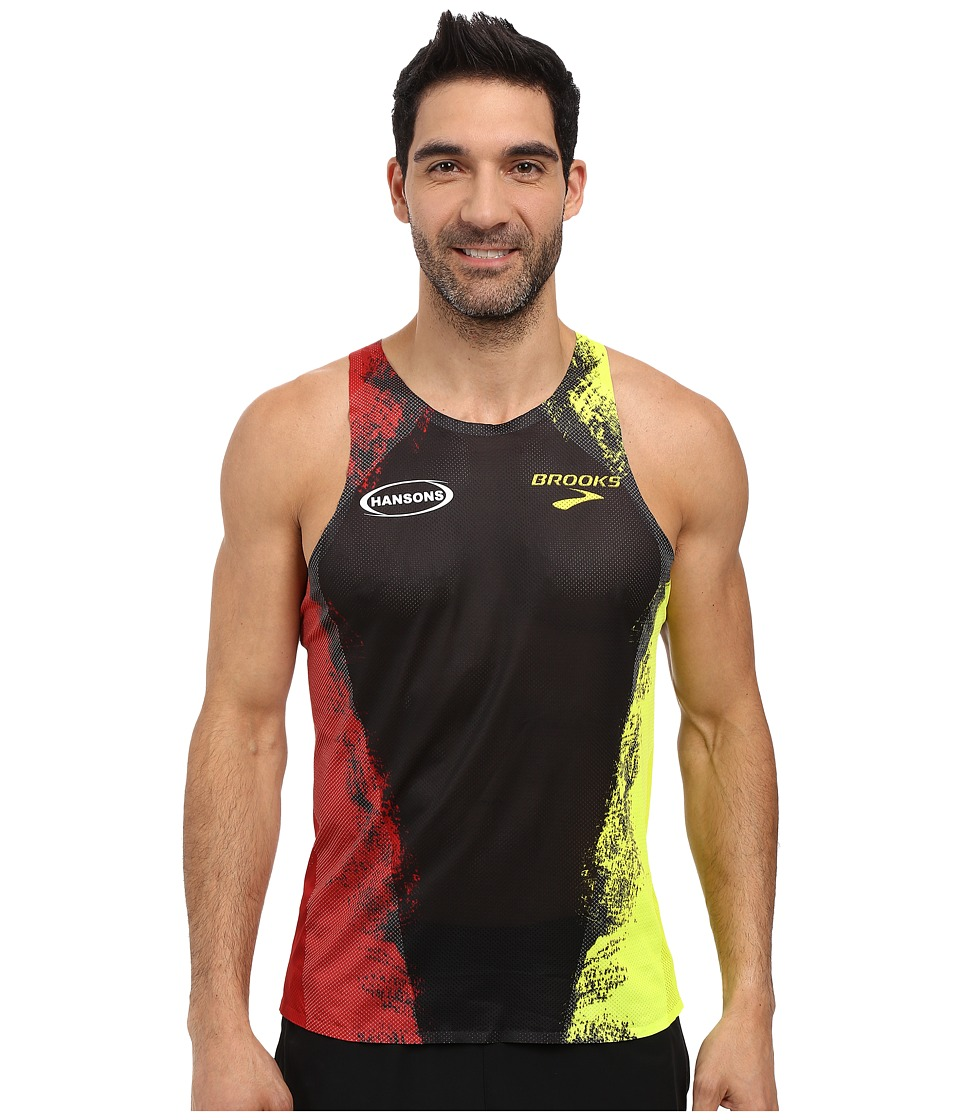 Brooks - Elite Singlet (Hansons Surge) Men's Clothing