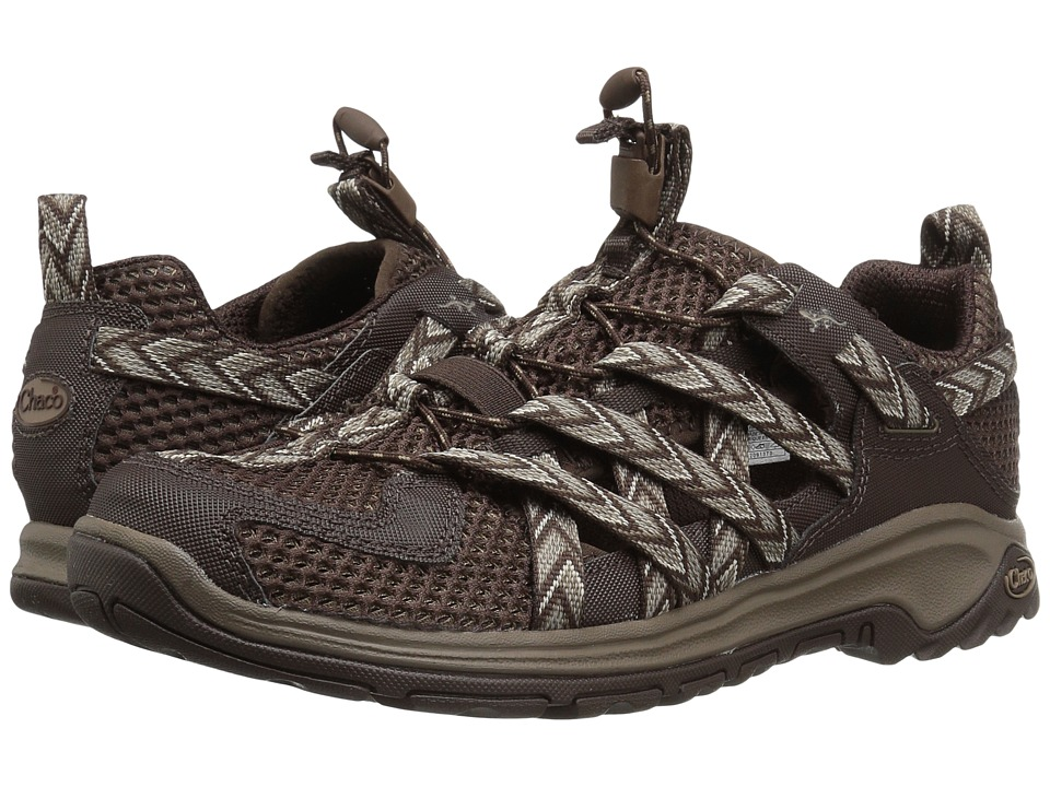 Chaco - Outcross Evo 1 (Fossil) Men's Shoes