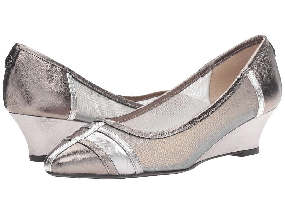 J. Renee Hallie (Pewter Multi) Women
