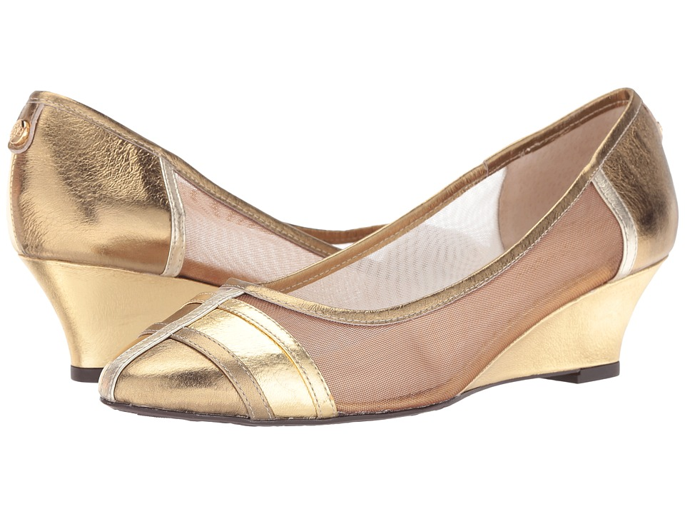 J. Renee Hallie (Gold Multi) Women