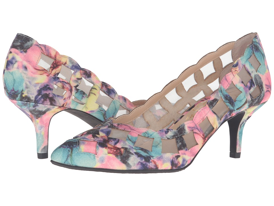 J. Renee - Winda (Pastel) High Heels