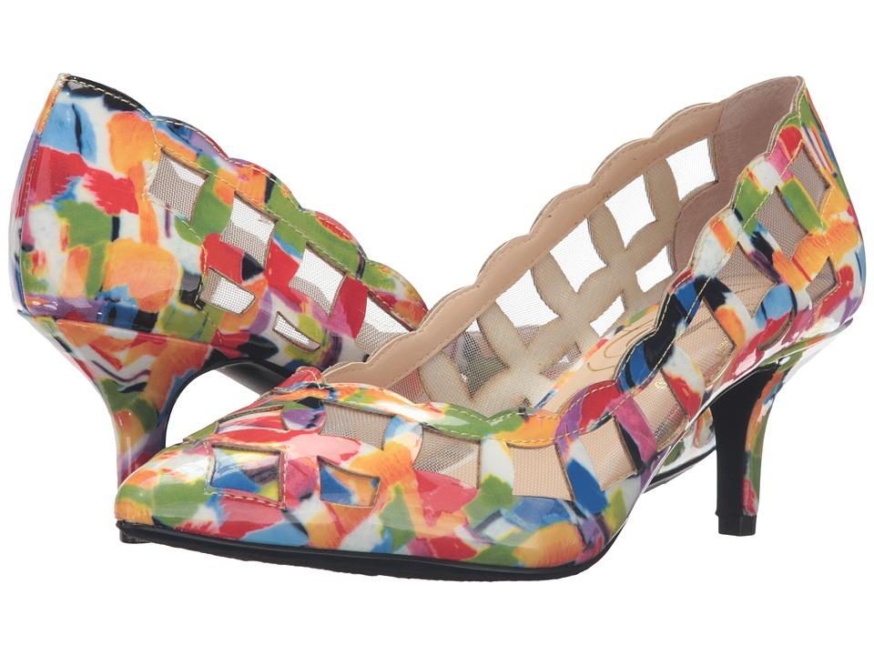 J. Renee - Winda (Bright Multi) High Heels