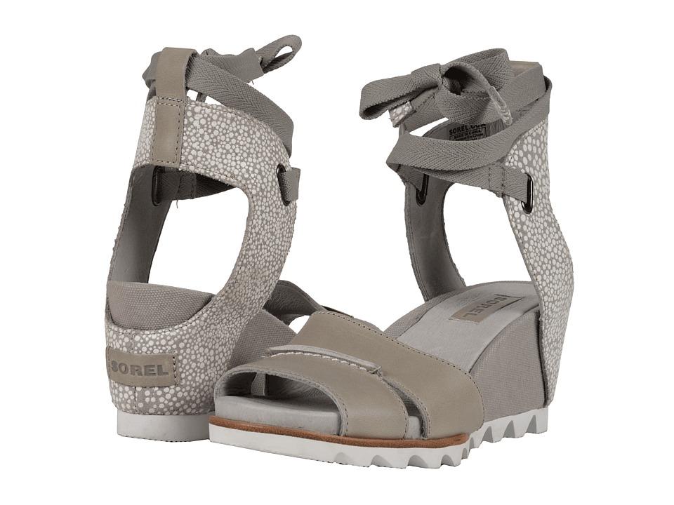 SOREL - Joanie Wrap (Dove) Women's Boots