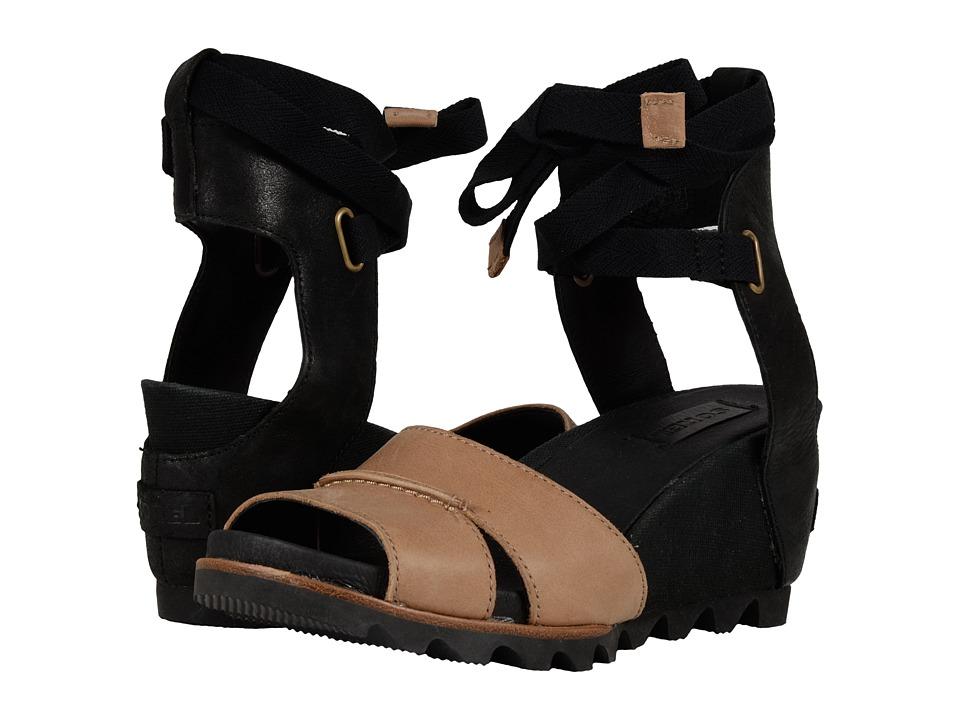 SOREL - Joanie Wrap (Black) Women's Boots
