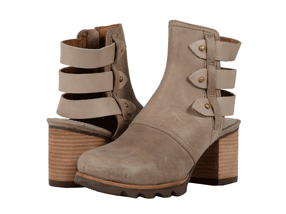 SOREL - Addington Bootie (Sahara/Cordovan) High Heels