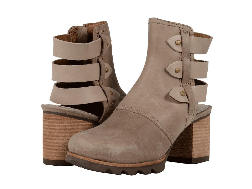 SOREL - Addington Bootie (Sahara/Cordovan) High Heels
