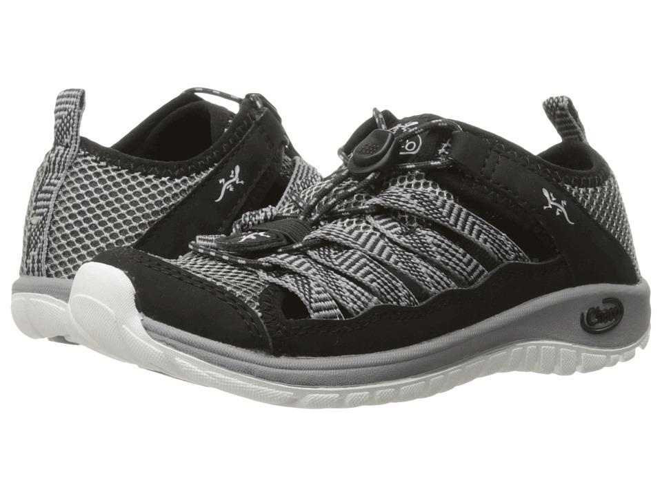 Chaco Kids - Outcross 2 (Toddler/Little Kid/Big Kid) (Black) Kids Shoes