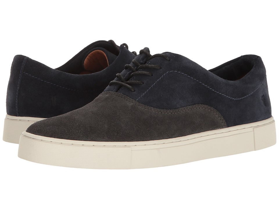 Frye Gabe Bal Oxford (Slate Multi Suede) Men