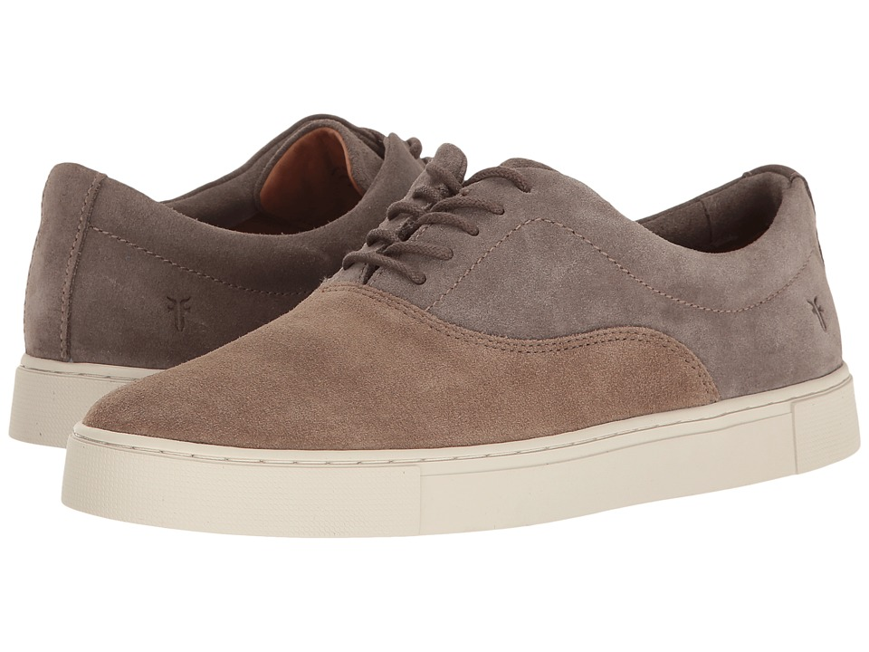 Frye Gabe Bal Oxford (Taupe Multi Suede) Men