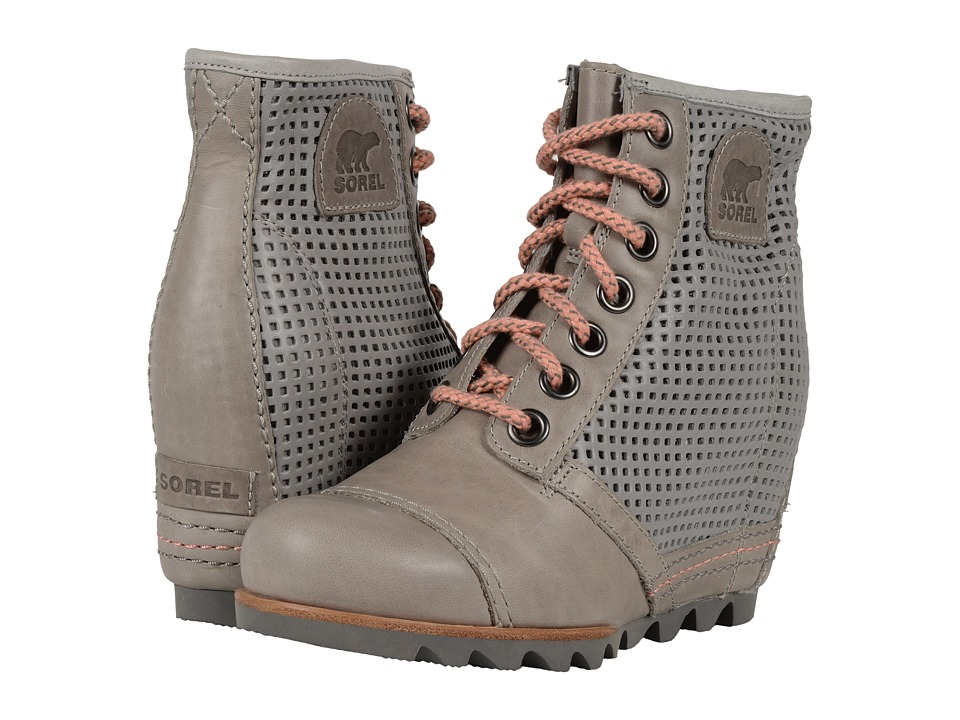 SOREL - 1964 Premiumtm Wedge (Dove) Women's Cold Weather Boots