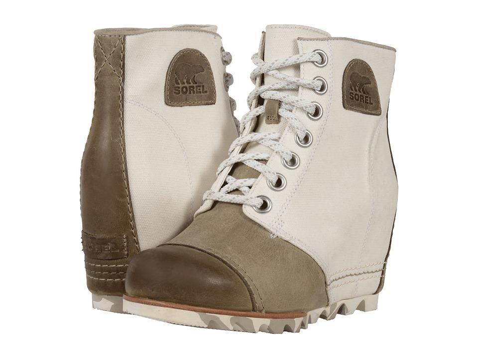 SOREL - 1964 Premiumtm Wedge (Sea Salt) Women's Cold Weather Boots