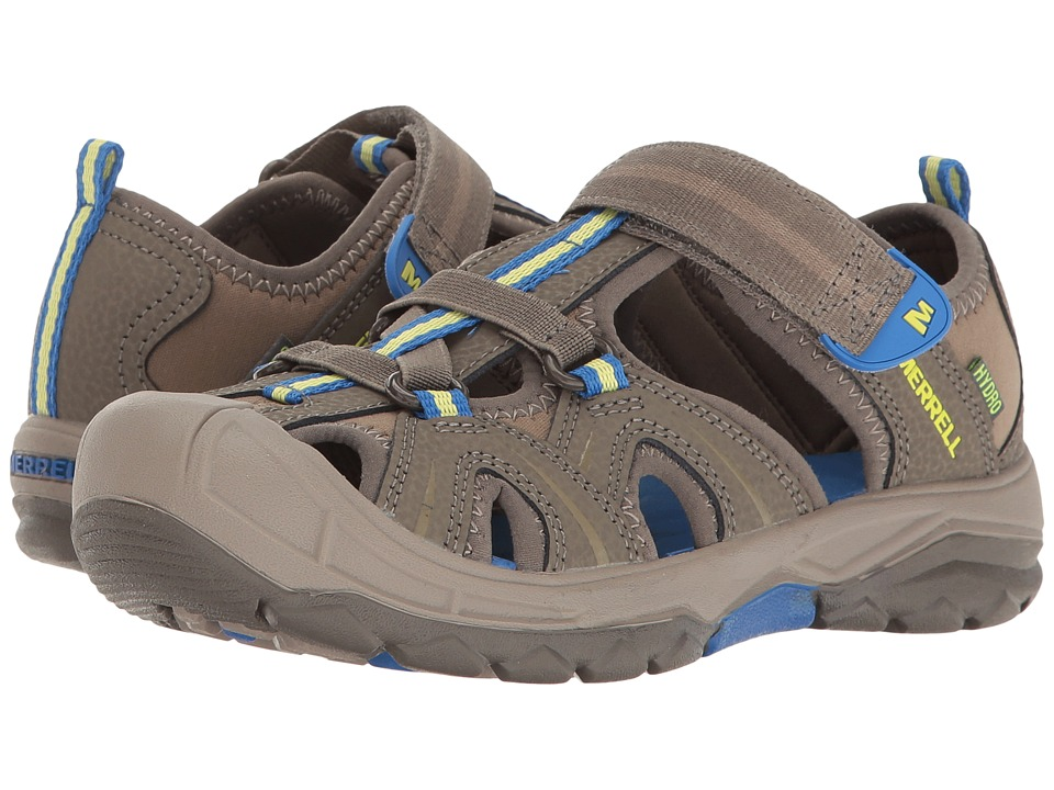 Merrell Kids - Hydro (Toddler/Little Kid) (Gunsmoke) Boys Shoes