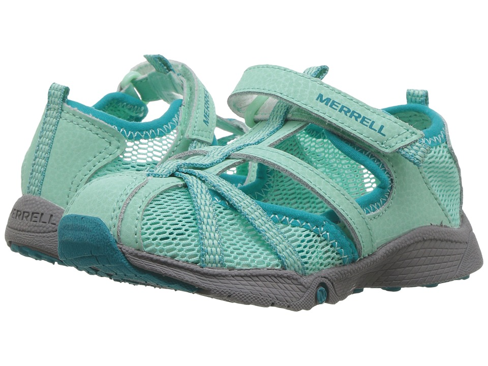 Merrell Kids - Hydro Monarch Junior (Toddler) (Turquoise) Girls Shoes