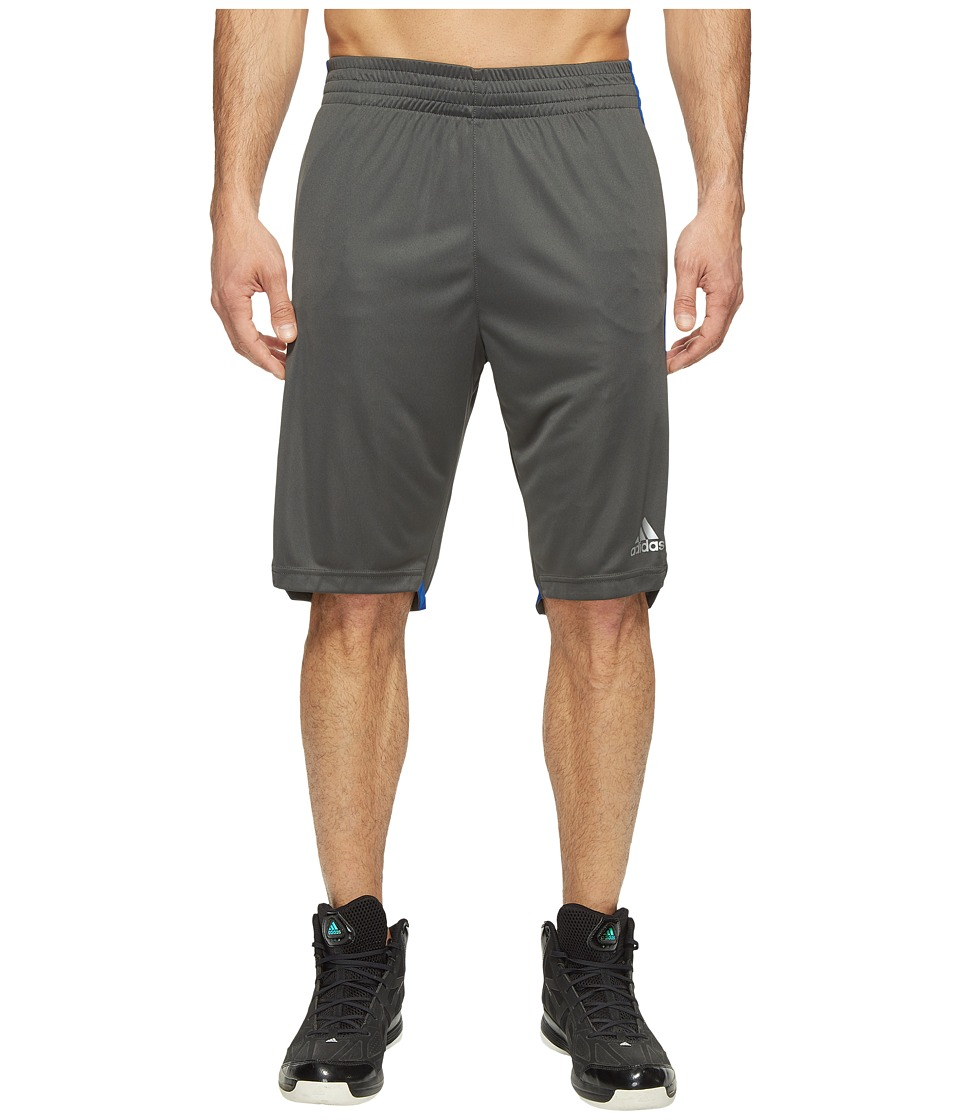 adidas - Clima BB Shorts (Utility Black/Black/Royal) Men's Shorts