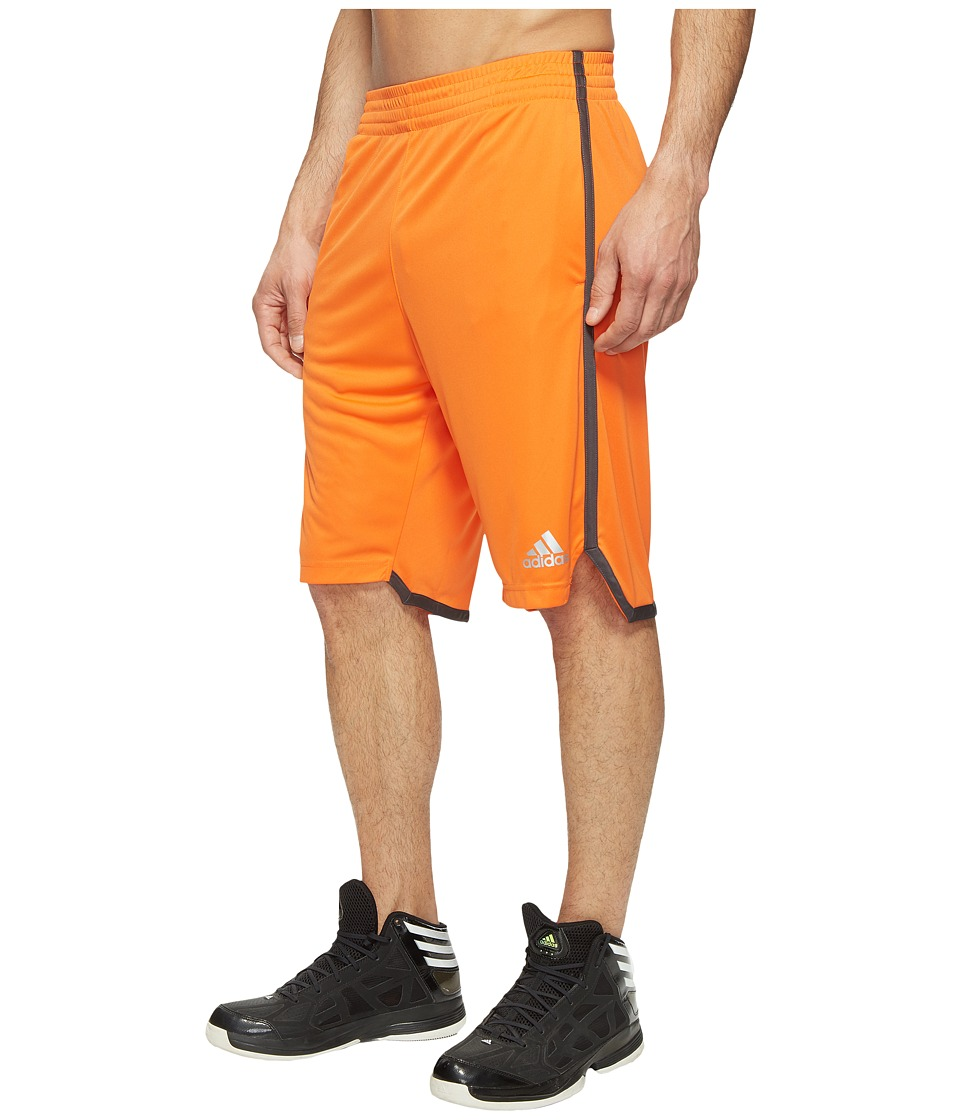 adidas - Clima BB Shorts (Energy Orange/Utility Black) Men's Shorts