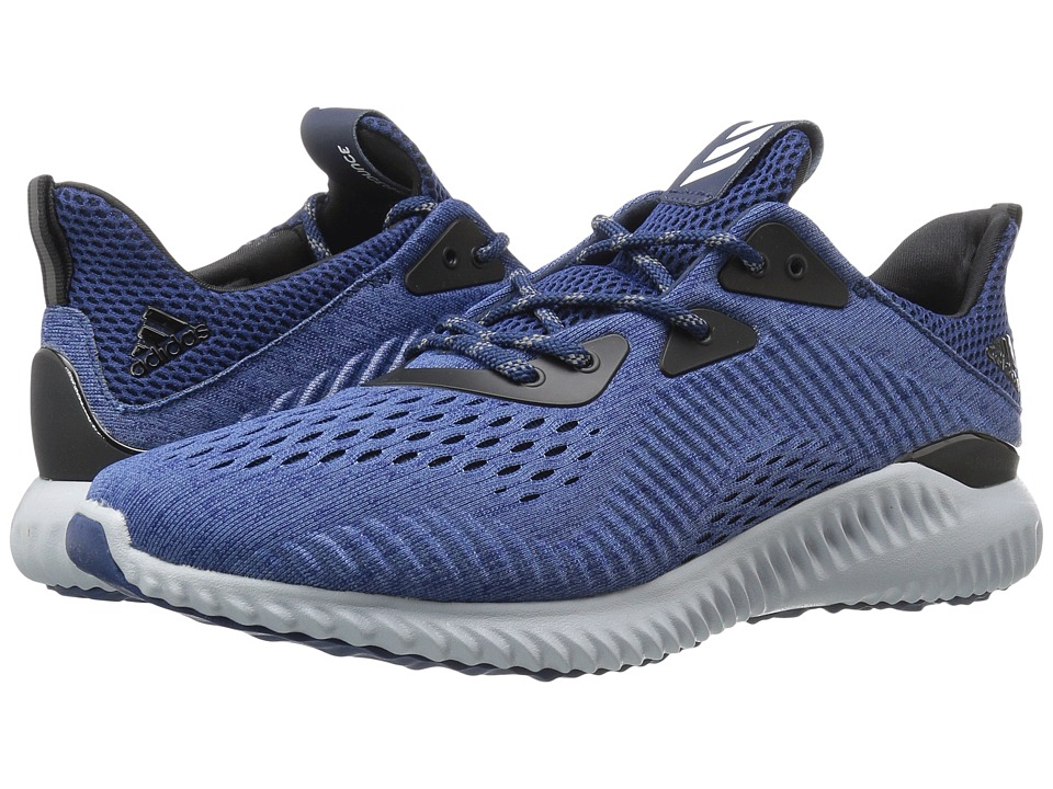 adidas Running - Alphabounce EM (Collegiate Navy/Utility Black/Mystery Blue) Men's Running Shoes