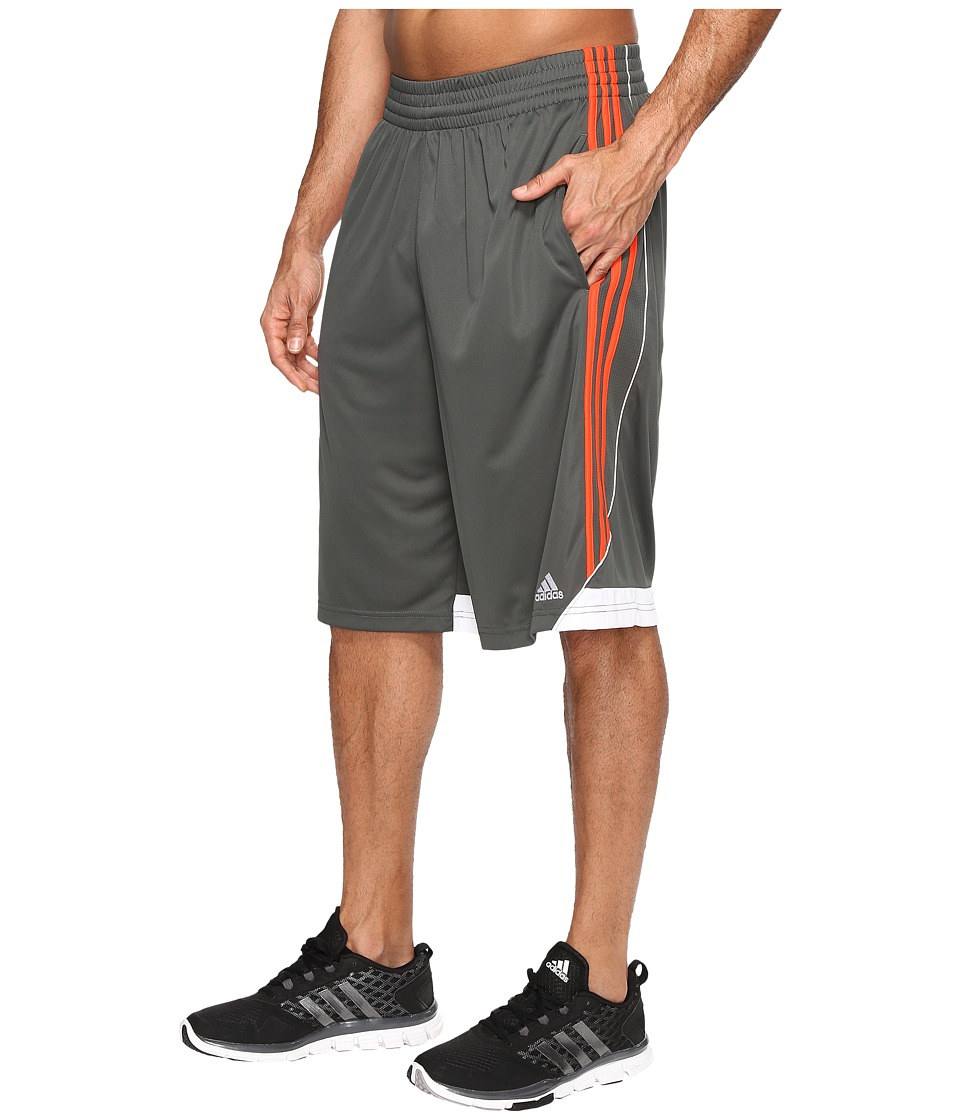 adidas - 3G Speed Short (Utility Ivy F16/Energy S17) Men's Shorts