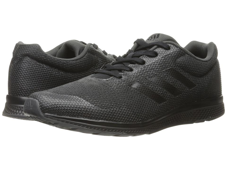 adidas Running - Mana Bounce 2 - Aramis (Core Black/Silver Metallic/Onix) Men's Running Shoes