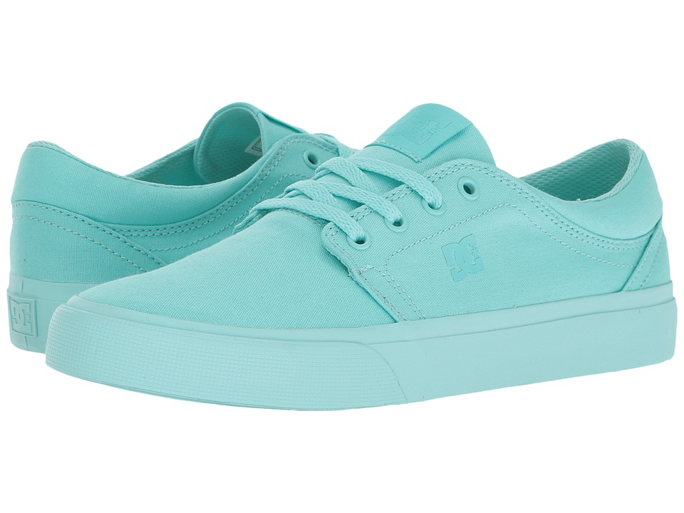 DC - Trase TX (Aqua) Women's Skate Shoes