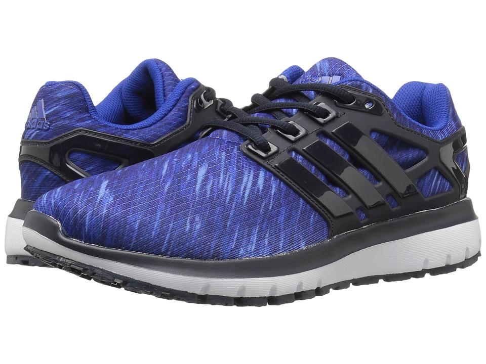 adidas Running - Energy Cloud WTC Print (Collegiate Royal/Night Navy) Men's Running Shoes