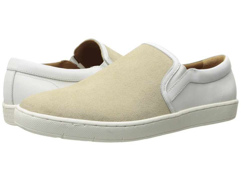 Gordon Rush - Tully (White/Milkshake) Men's Shoes