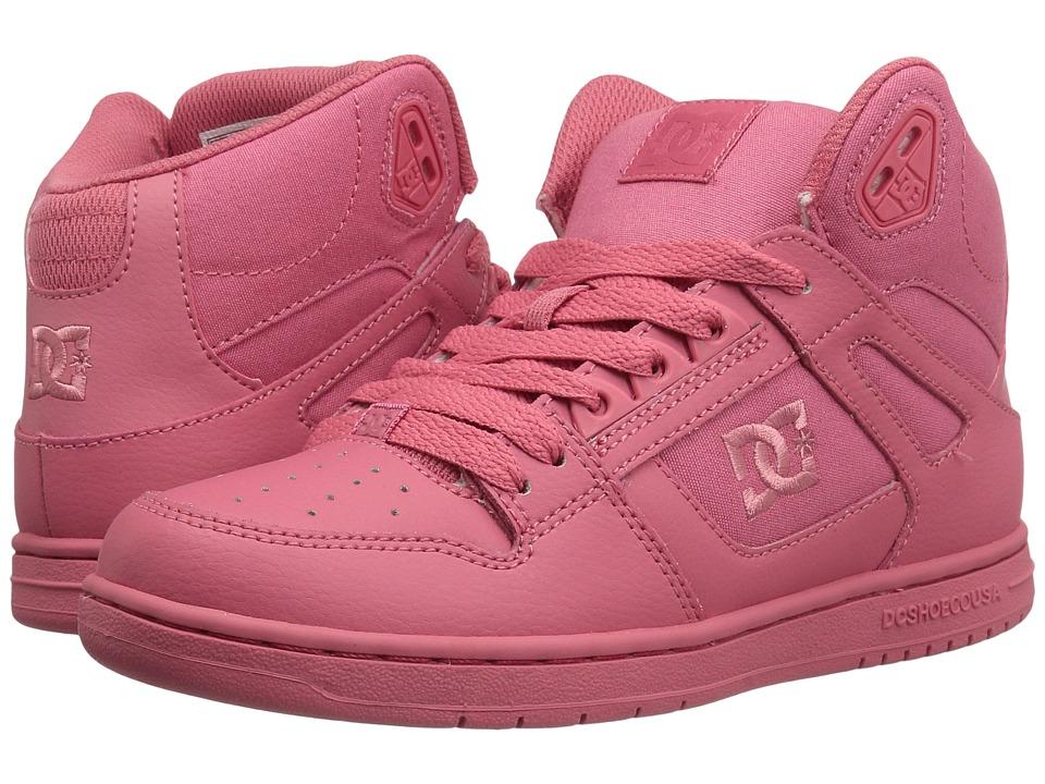 DC - Rebound Hi W (Desert) Women's Skate Shoes