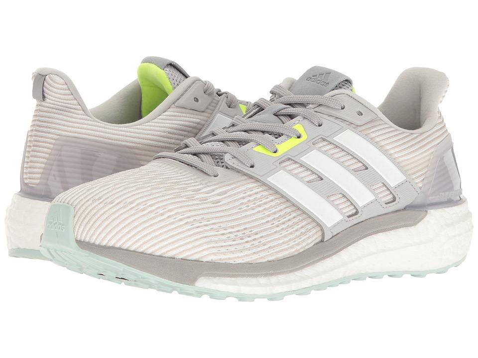 adidas Supernova (Light Grey Heather Solid Grey/Footwear White/Medium Grey Heather) Women