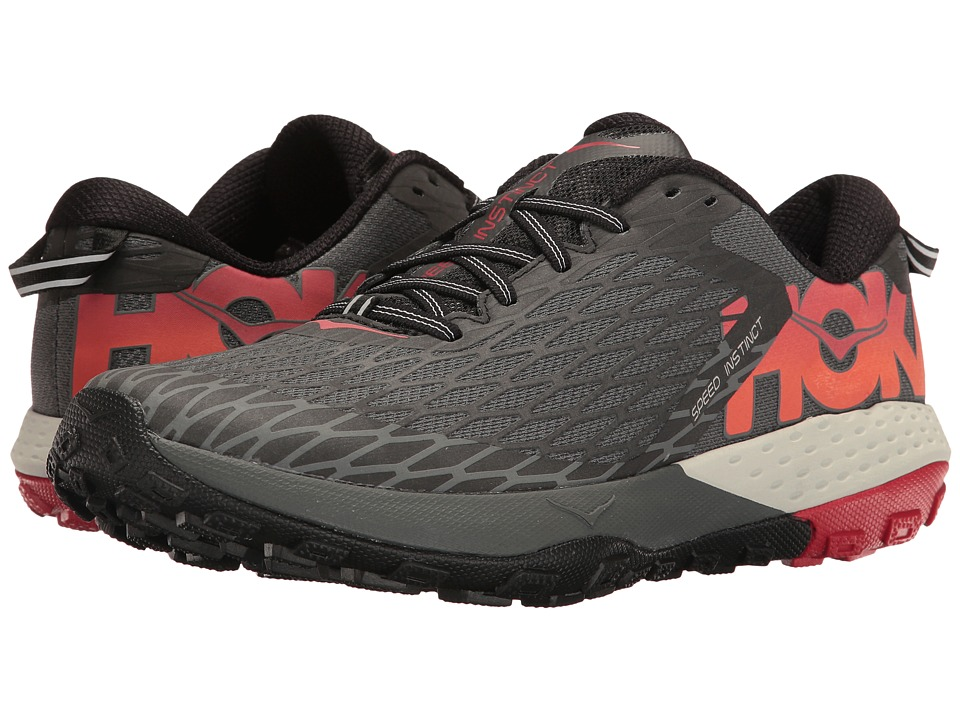 Hoka One One - Speed Instinct (Formula One/Black) Men's Shoes