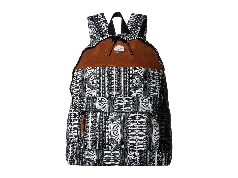Roxy - Sugar Baby Soul (Marshmallow Sun Pyramid) Backpack Bags