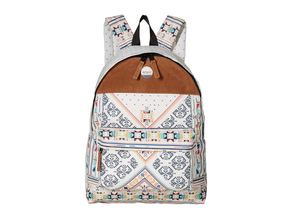 Roxy - Sugar Baby Soul (Marshmallow Tex Mex Border) Backpack Bags