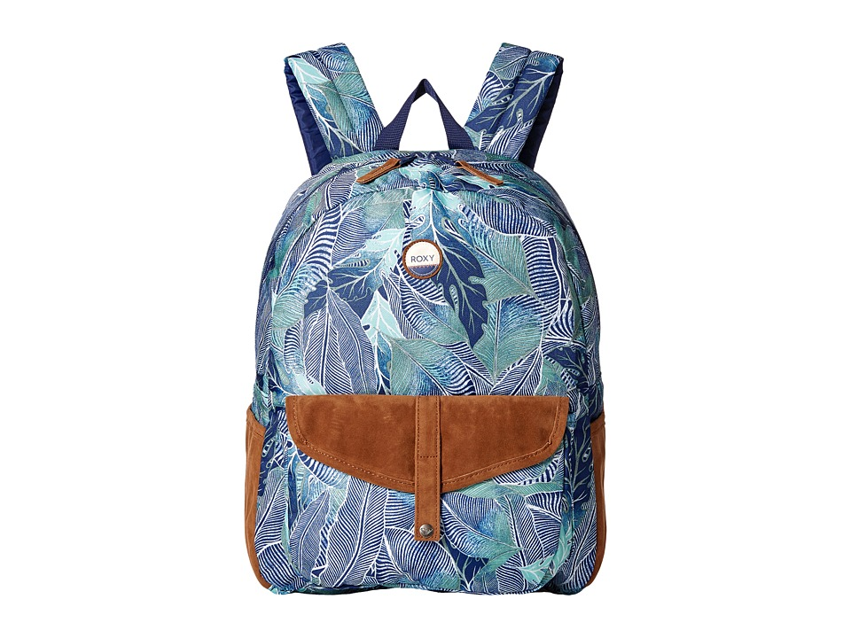 Roxy - Carribean (Blue Depths Ready Made) Backpack Bags