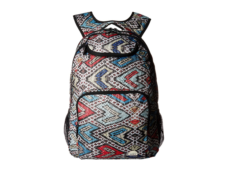 Roxy - Shadow Swell (Regata Soaring Eyes) Backpack Bags