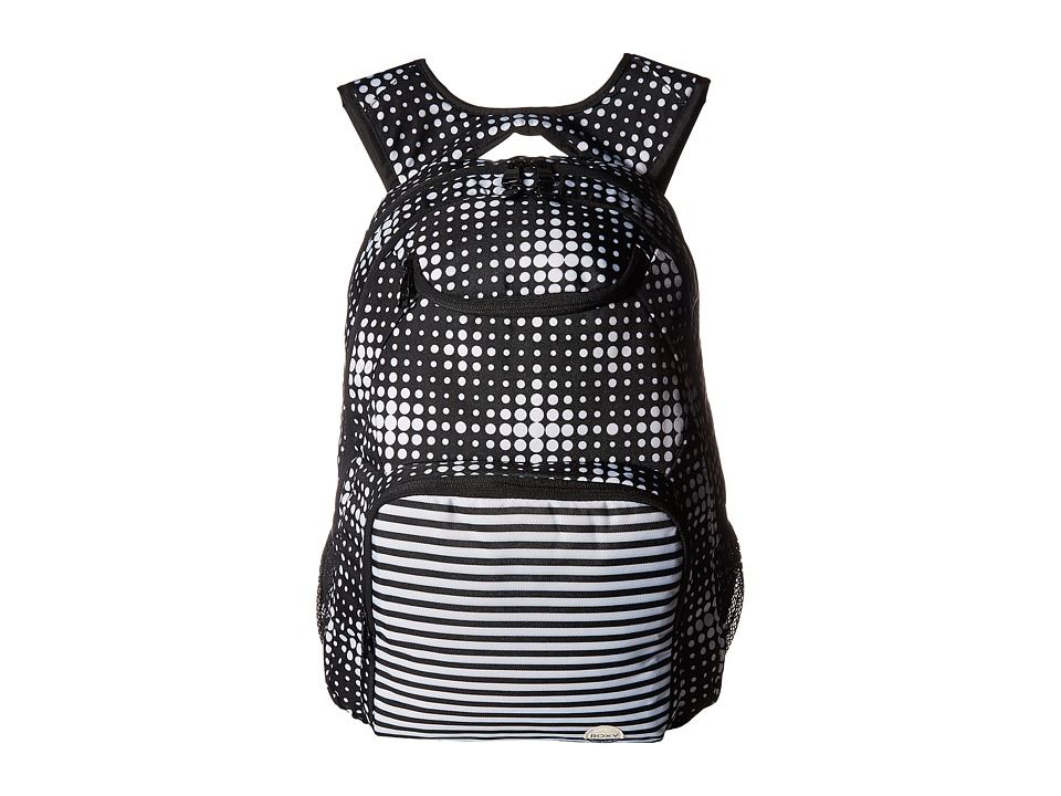 Roxy - Shadow Swell (Anthracite Opticity) Backpack Bags