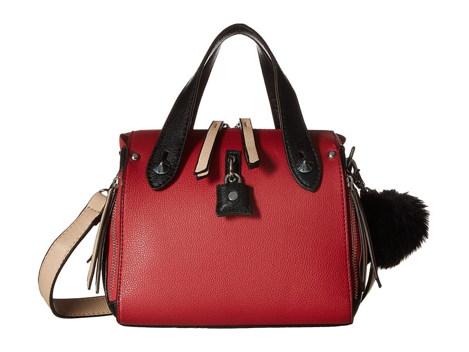 Chinese Laundry - Tristen Mini Satchel (Wine) Satchel Handbags