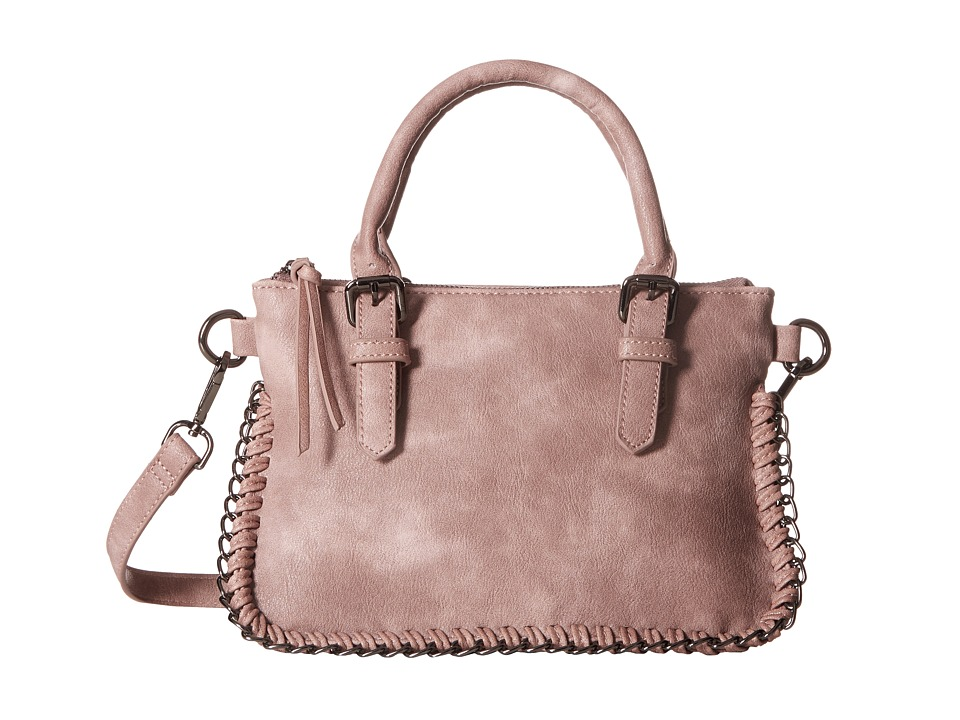 Chinese Laundry - Jodi Small Chain Satchel (Mauve) Satchel Handbags