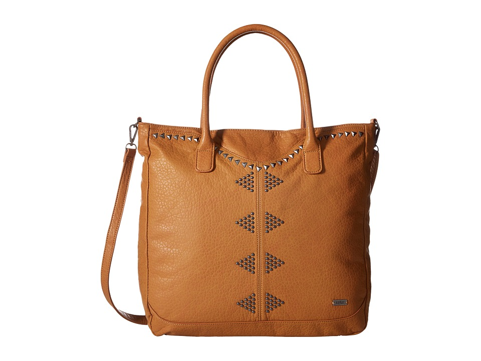 Roxy - Trauma Drum (Camel) Handbags