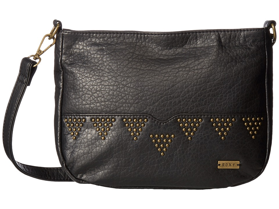 Roxy - Funky Town (Anthracite) Cross Body Handbags