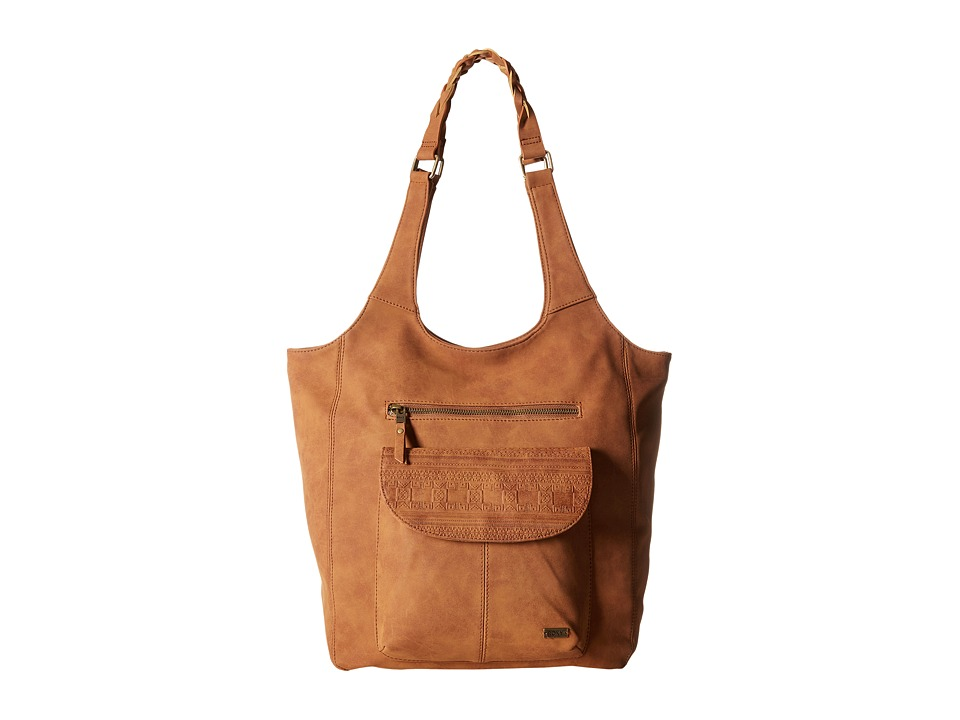 Roxy - Melody Day (Camel) Handbags