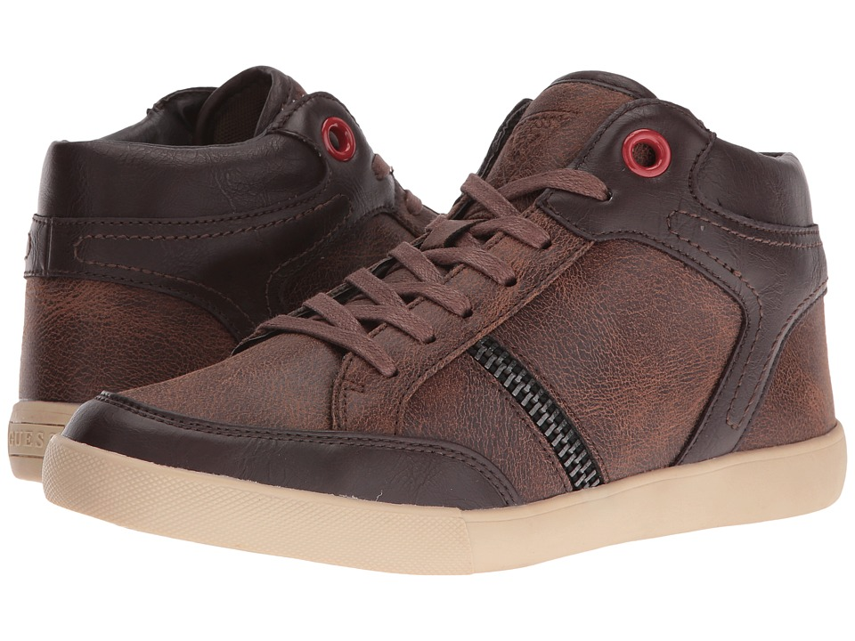 GUESS - Julius 2 (Brown/Brown/Brown) Men's Shoes