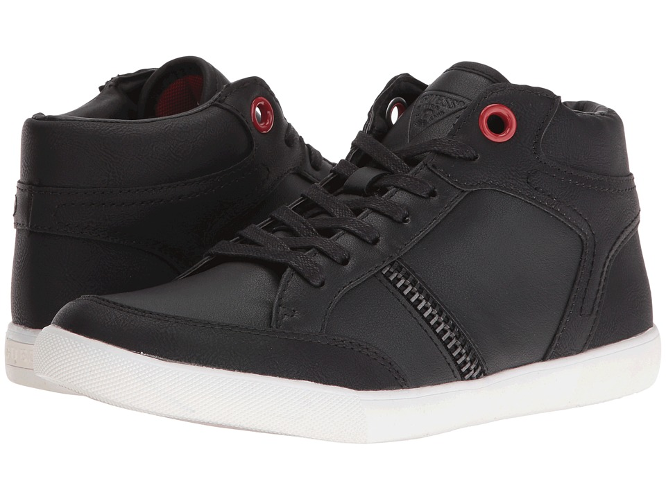 GUESS - Julius (Black/Black/Black) Men's Shoes