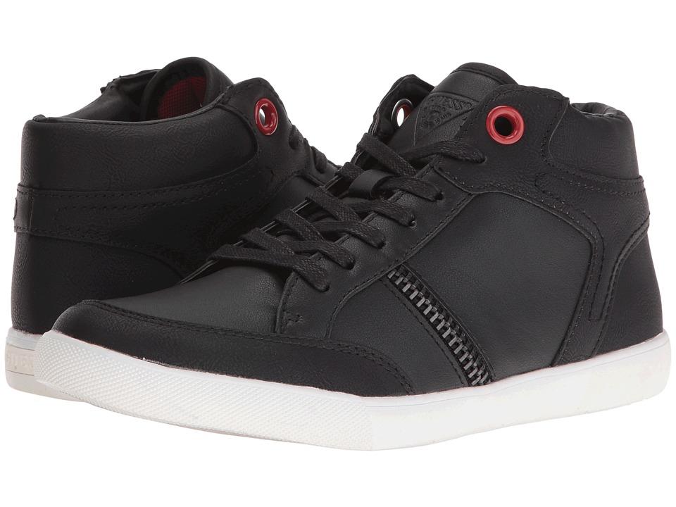 GUESS - Julius (Black/Black/Black) Men's Shoes