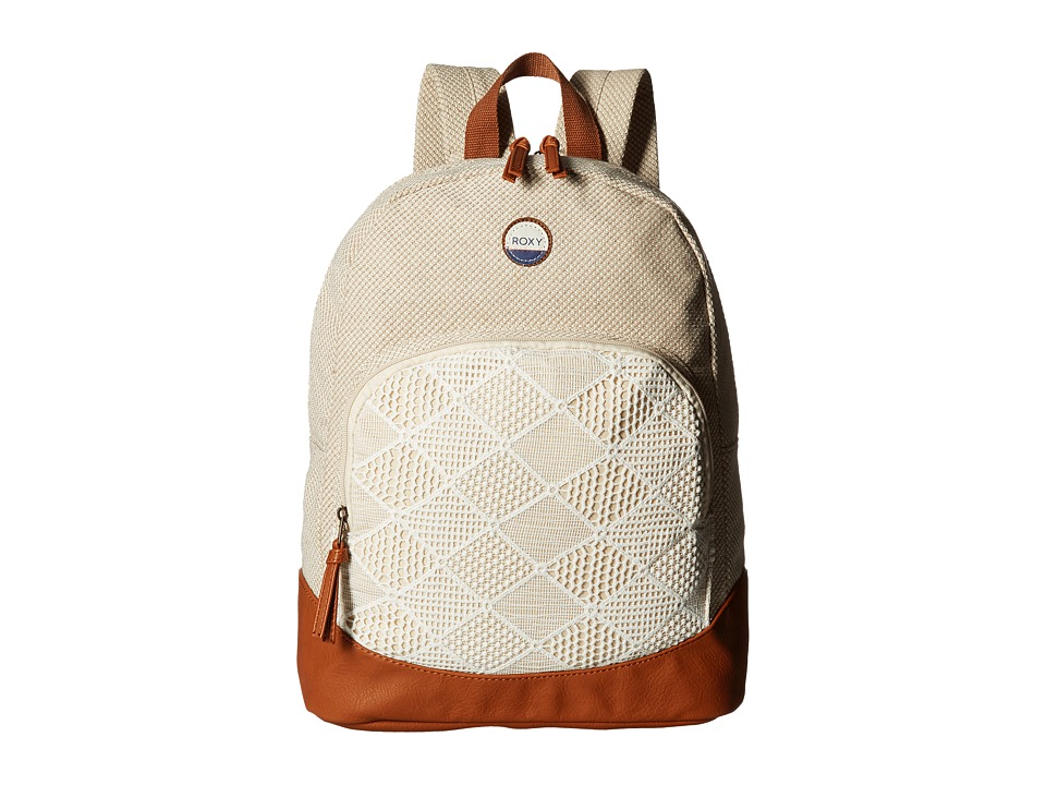 Roxy - Bombora (Natural) Backpack Bags