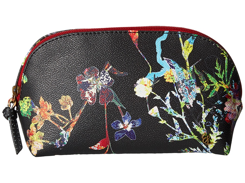 Elliott Lucca Dome Cosmetic (Black Spring Botanica) Cosmetic Case
